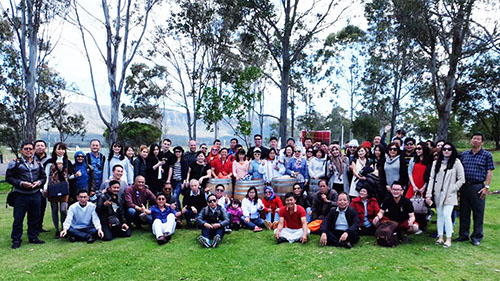 Mengunjungi Hunter Valley di Australia